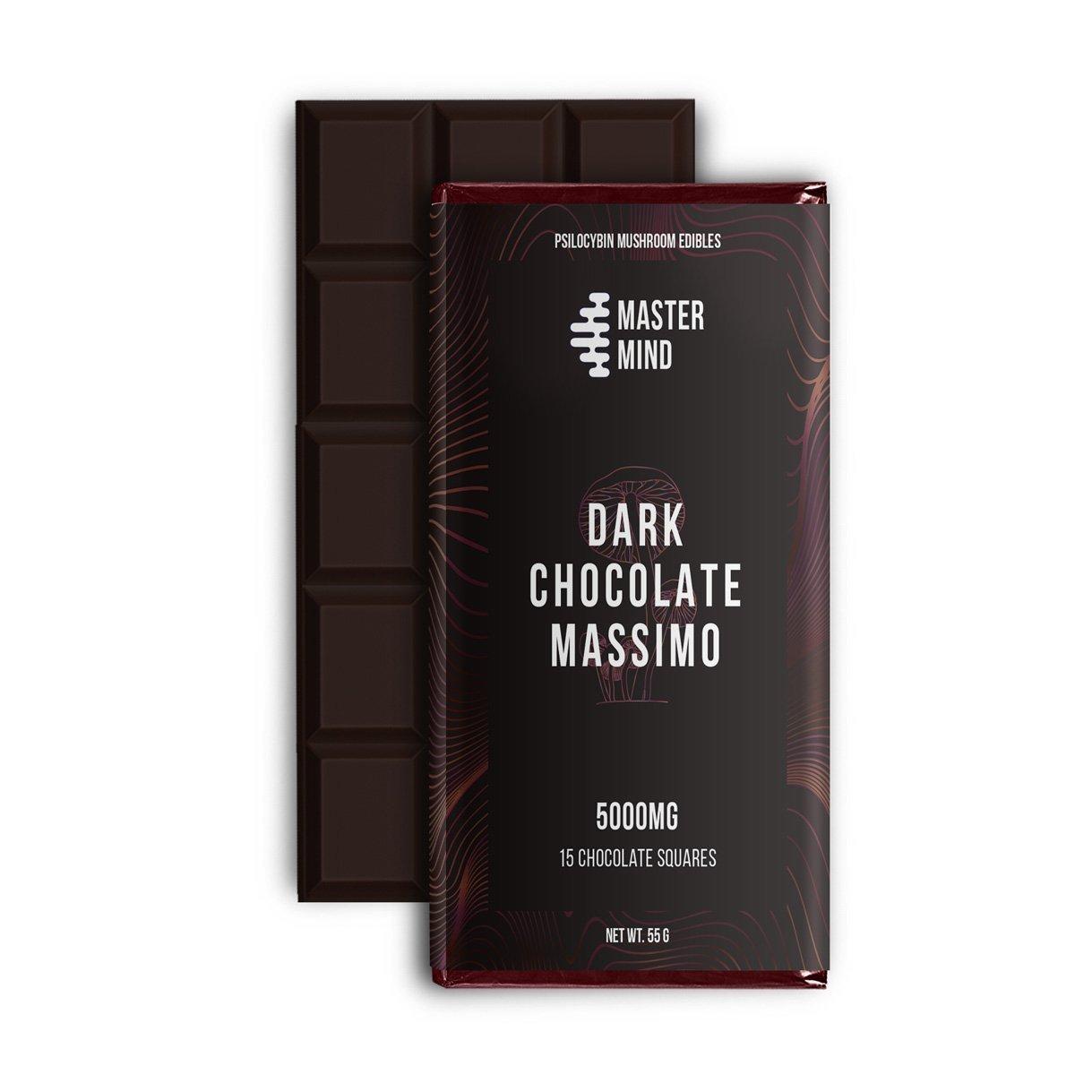 Master Mind - Dark Chocolate 5000 Mg