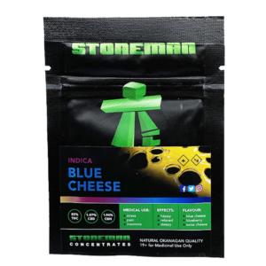 Stoneman - Blue Cheese (Indica)