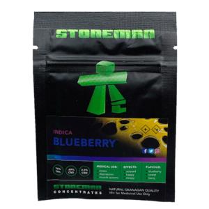 Stoneman - Blueberry (Indica)