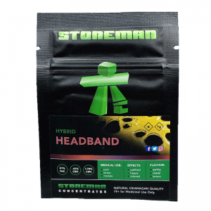 Stoneman - Headband (Hybrid)