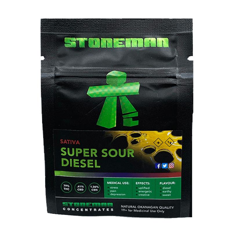 Stoneman - Sour Diesel (Sativa)