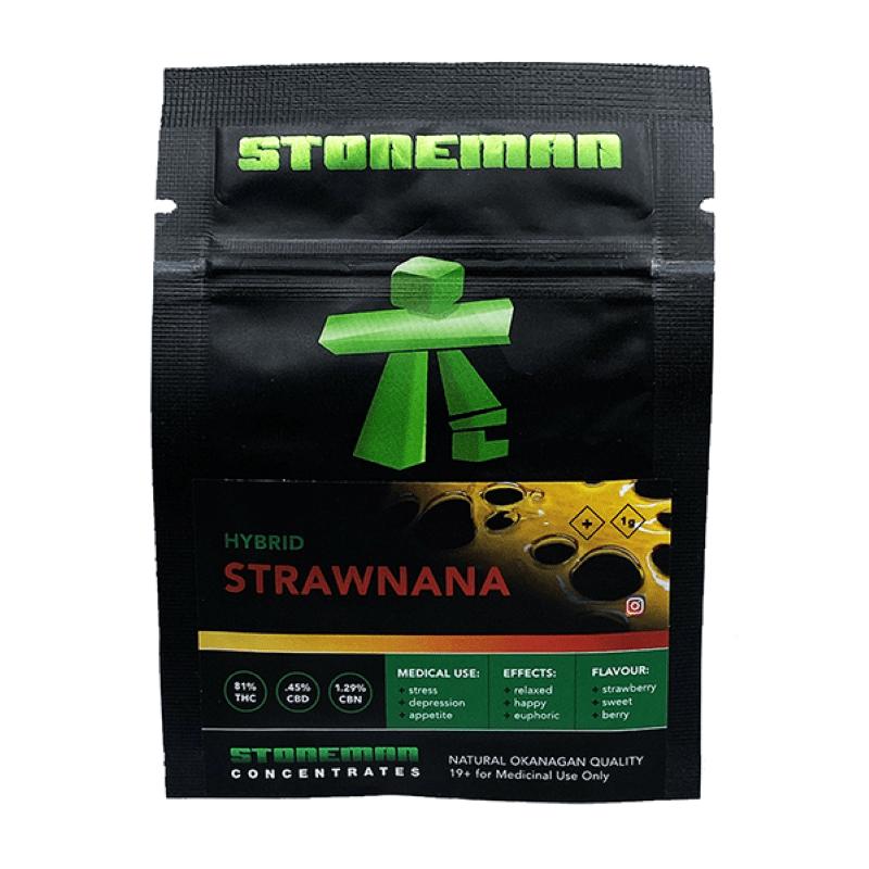 Stoneman - Strawnana (Hybrid)