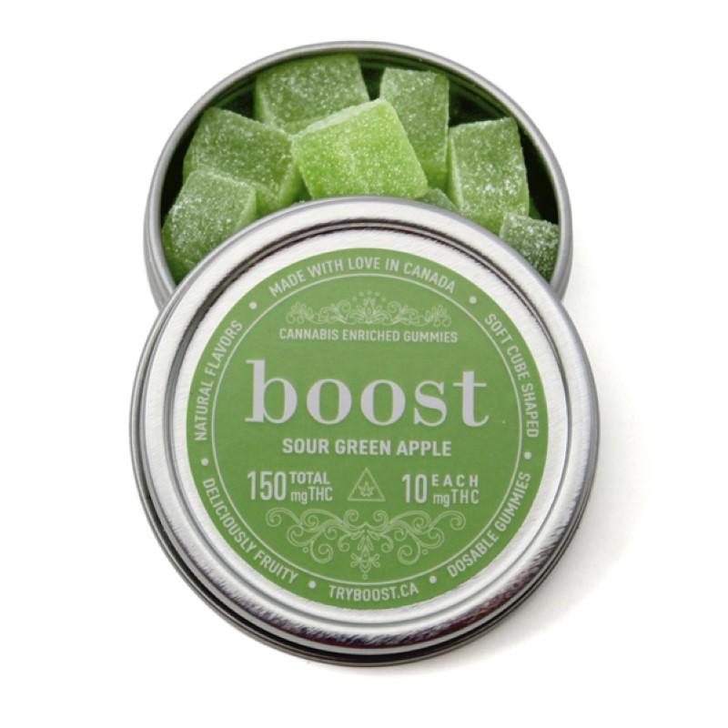 Boost THC Sour Green Apple (AAAA+)