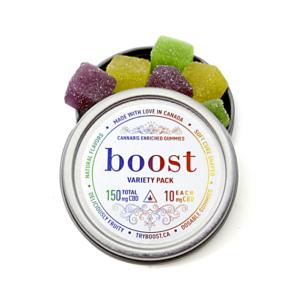 Boost CBD Variety Pack